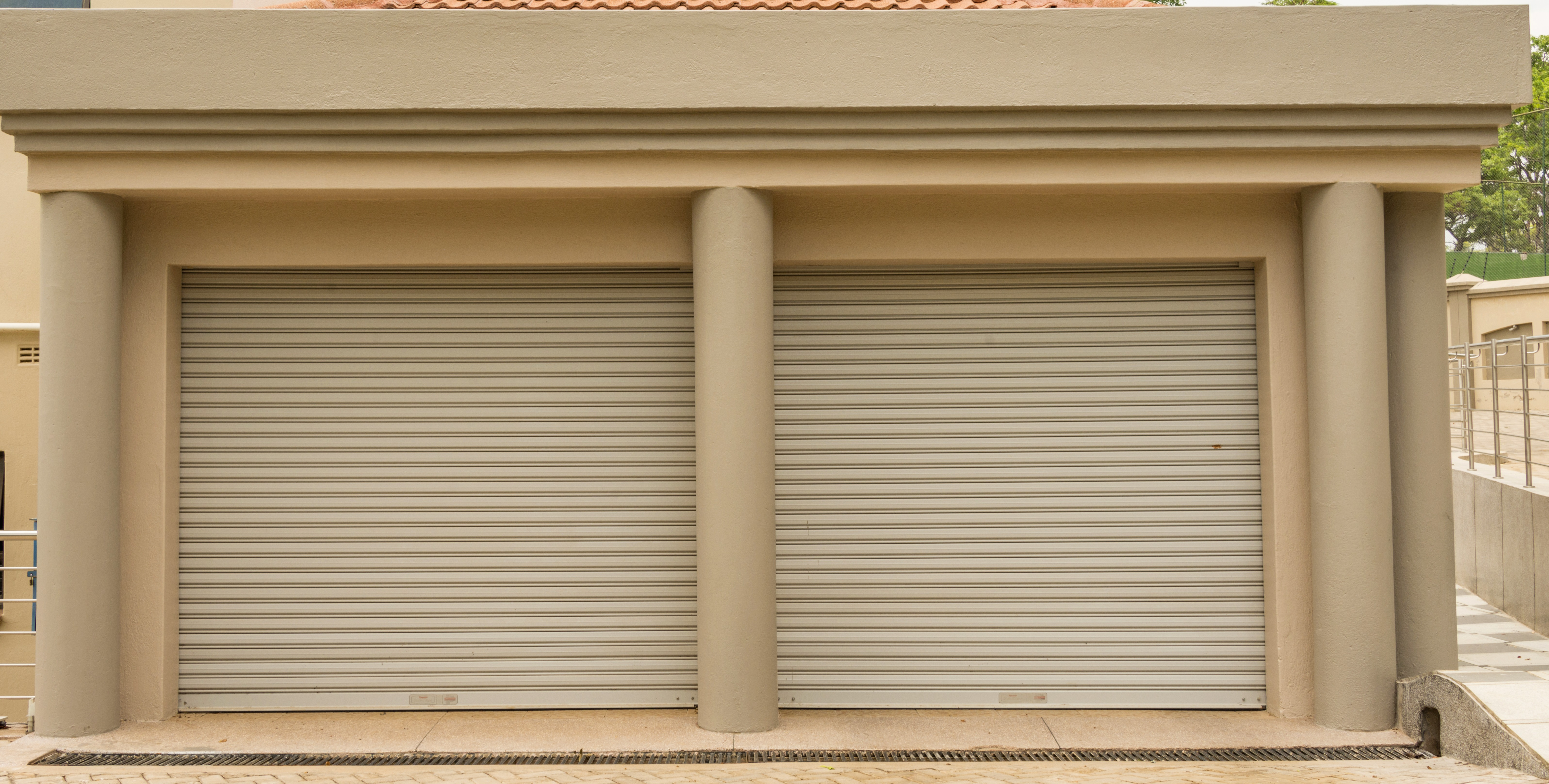 Xpanda Roller Shutter Doors Safeguard Security Zimbabwe